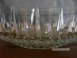 "ARCOROC France,Llarge Glass w ""Crystal Cuts "" Serving Bowl - $9.99"