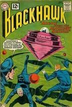 BLACKHAWK #168 (1962) DC Comics VG - $19.79
