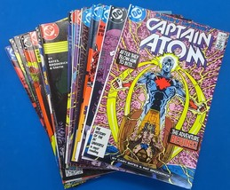 CAPTAIN ATOM run (18) #1-#17 & Annual #1 (1987-1988) DC Comics FINE - $19.79