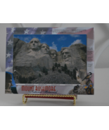 Mount Rushmore National Monument Puzzle Over 500 Pieces - $7.95