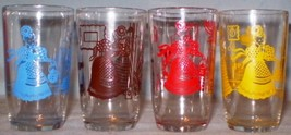 Swanky Swig Glasses Bustlin' Betsy 4 Different Colors - $15.00