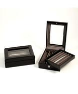 Leather Croco PEN CASE ORGANIZER Display  PEN COLLECTION 11 Pen Case  - $62.95