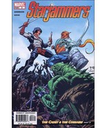 Marvel STARJAMMERS (2004 Series) #3 VF - $0.89
