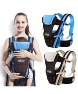 Adjustable Baby Carrier 2-30 Months Infant Backpack Breathable Newborn E... - $34.64