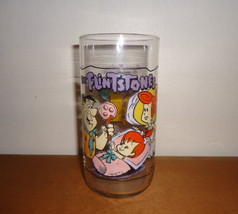 Flintstones Glass Pebbles The Blessed Event The First 30 Years 1991 Vintage - $9.95