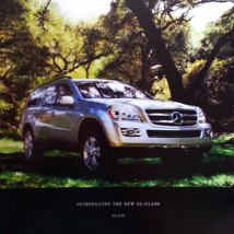 2007 Mercedes-Benz GL-CLASS brochure catalog GL 450 US 07 - $10.00
