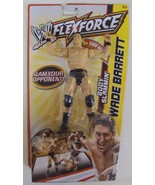 WWE WWF FlexForce Body Slammin' Bad News Wade Barrett wrestling figure -... - $20.00