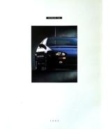 1993 Nissan NX sales brochure catalog US 93 1600 2000 Pulsar - $8.00