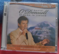 Classic Country Music Live Concert 2 CD Set Daniel O'Donnell at Home in ... - $5.00