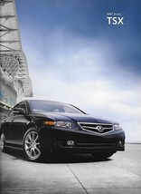 2007 Acura TSX sales brochure catalog US 07 Honda - $9.00