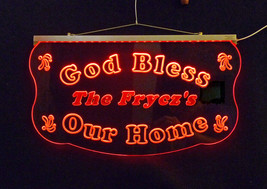 LED Color changing sign - $142.00