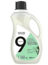 9 Elements Liquid Purifying Fabric Softener, Eucalyptus Scent, 44 Fl. Oz. - $20.79
