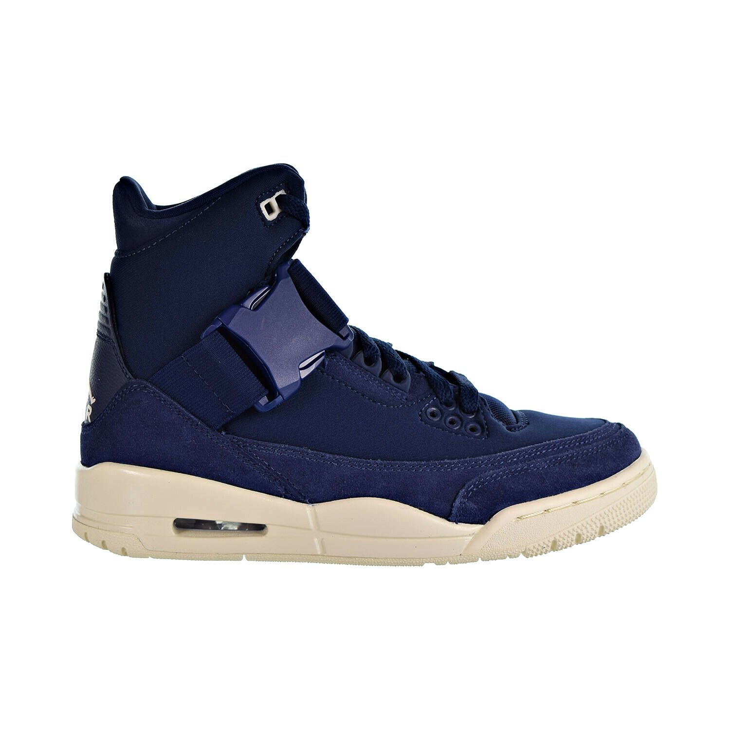 Primary image for Air Jordan 3 Retro Explorer XX Women's Shoes Midnight Navy BQ0006-401