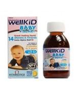 Vitabiotics - Wellbaby Syrup 150ml - $8.24