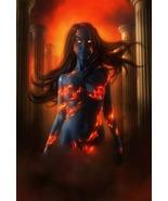 ELITE CLASS MARID ARABIC QUEEN BLUE fire DJINN POWER WISHES bythepowerof... - $87.77