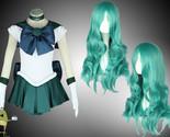 Michiru kaioh sailor neptune cosplay costume wig thumb155 crop