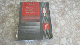 1993 Chevrolet GMC M/L Van OEM Factory Service Shop Manual - $17.51