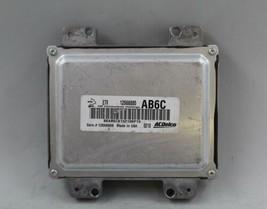 12 13 14 15 CHEVROLET CRUZE ECU ECM ENGINE CONTROL MODULE COMPUTER 12668... - $49.49
