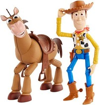 Toy Story Disney Pixar 4 Woody & Bullseye Adventure Pack - $29.14