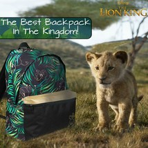 Disney The Lion King 2019 Backpack for Women & Teenagers Girls   Canvas ... - $26.00