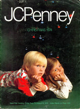 PENNEY Catalog for the 1974 Christmas Season PENNEYS Wishbook - $49.00