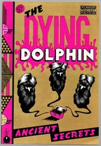 Dying Dolphin, Print Mint 1970, Undreground Comix, - $12.25