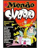 Mondo Snarfo, Kitchen Sink 1978, underground comix - $12.25