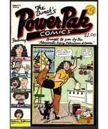 Power Pak 1, Kitchen Sink 1979, Aline Crumb underground comix, - $9.25