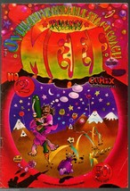 Meef 2 Print Mint 1973 Dave Sheridan/Fred Schrier Overland Vegetable Sta... - $14.25