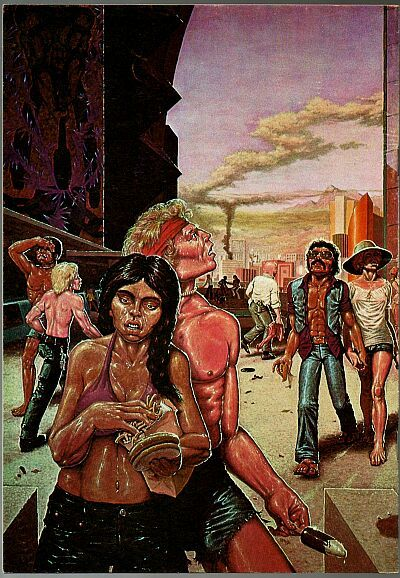 Inner City Romance 4, Last Gasp,1977, underground comix, Guy Colwell