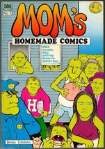 Mom's Homemade 3, SIGNED, Denis Kitchen 1971, 3rd print, underground comix - $15.25