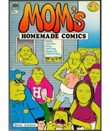 Mom's Homemade 3, SIGNED, Denis Kitchen 1971, 3... - $15.25