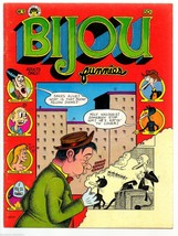 Bijou #3 Kitchen sink 1972, 3rd print, underground comix, Lynch, Crumb, ... - $11.25