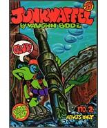 Junkwaffel 2,- 1st print, Print Mint 1972 Vaughn Bode underground comix, - $19.25