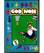 God Nose, Rip Off Press 1970, 3rd print, Jack Jackson, underground comix... - $15.25