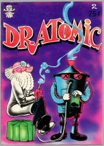 Dr Atomic 2, Larry Todd, Last Gasp, 2nd print 1972, Classic Undreground ... - $9.25