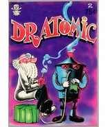 Dr Atomic 2, Larry Todd, Last Gasp, 2nd print 1... - $9.25