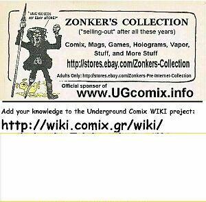Clowns, Yahoo 1972 , Underground Comix