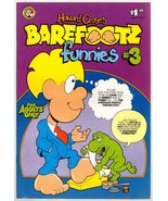 Barefootz #3 Kitchen Sink 1979  underground com... - $9.25