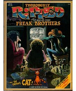 Thoroughly Ripped, Rip Off Press1978 Gilbert Shelton Freak Bro.undergrou... - $19.75