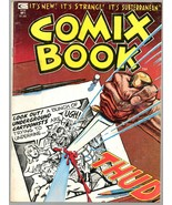 Comix Book #1, 1974,  Kitchen Sink / Marvel co-production - $12.90