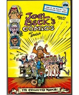 Joel Beck's comix & stories, Kitchen Sink 1977 underground comix by Joel... - $9.25