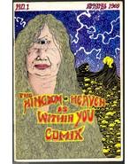 Kingdom o Heaven Within You, Print Mint 1969, J... - $60.00