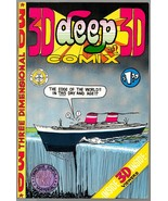 Deep  3*D, Kitchen Sink 1970, 3D Undreground Comix 3rd print w/ original... - $18.25