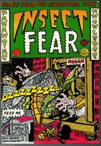 Insect Fear 2, Print Mint,1970, underground comix, - $24.25