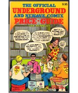 Underground Comix Price Guide, Official, Jay Ke... - $44.25