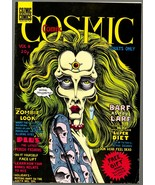 Cosmic Comix 6, H.Bunch 1974, British  Underground Comix, - $24.25