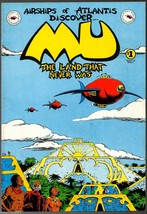 Mu; Mutants of Metropolis; Myron Moose 2, Under... - $15.75