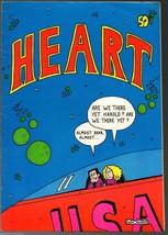 Heart,  1973, underground comix - $9.25