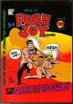 Pure Joy, Poo Bear Prod. 1975, underground comix, 4 pages by George DiCa... - $14.25